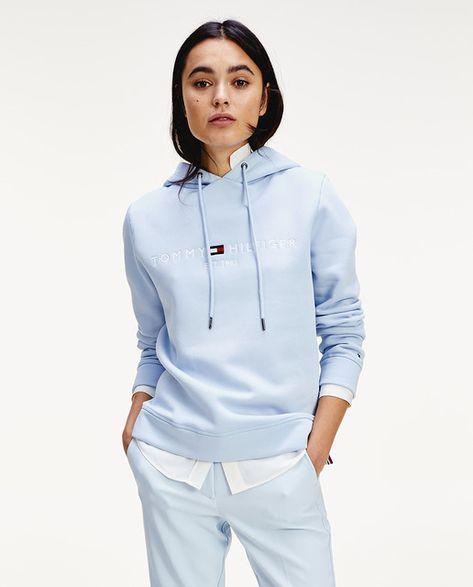 Tommy Hilfiger Tjw Essential Logo Sweatshirt Sudadera para Mujer