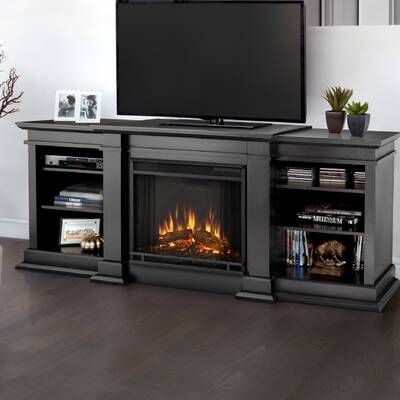 Makiver Tv Stand For Tvs Up To 78 Inches In 2020 Electric