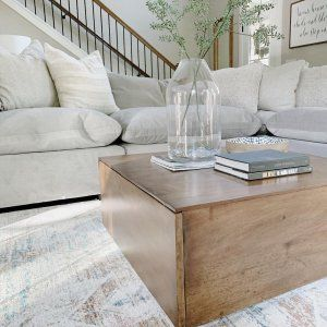 Parkview Reclaimed Wood Coffee Table In 2020 Coffee Table Coffee Table Wood Round Wood Coffee Table