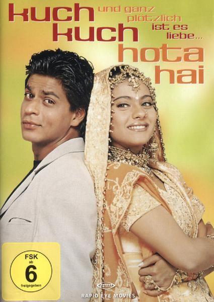 Kuch Kuch Hota Hai Und Ganz Plotzlich Ist Von Karan Johar Dvd Und Ganz Plotzlich Ist Es Liebe Ganze Filme Kuch Kuch Hota Hai