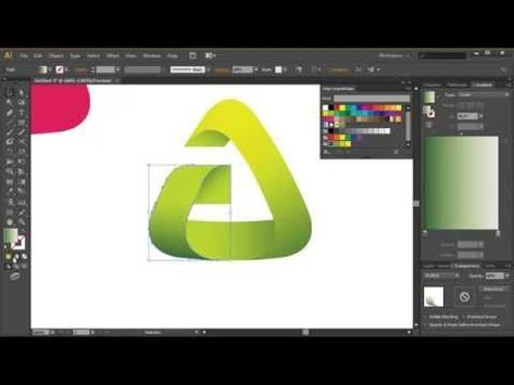 Adobe Illustrator Tutorial Clean Modern Logo Youtube Illustrator Tutorials Logo Illustrator Tutorials Adobe Illustrator Tutorials