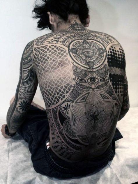 40 sacred geometry tattoo ideas- 40 Heilige Geometrie Tattoo-Ideen 40 Sacred Geometry Tattoo Ideas www.