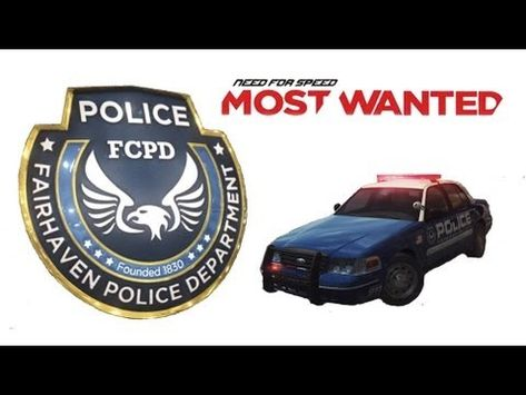 Nfs Most Wanted 2012 Ford Crown Victoria Police Interceptor Pro