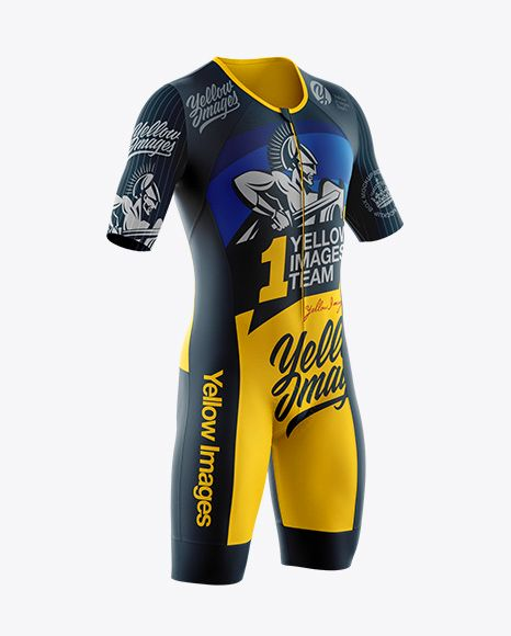 Download Men S Cycling Speedsuit Mockup Half Side View In Apparel Mockups On Yellow Images Object Mockups Design Mockup Free Shirt Mockup Free Packaging Mockup