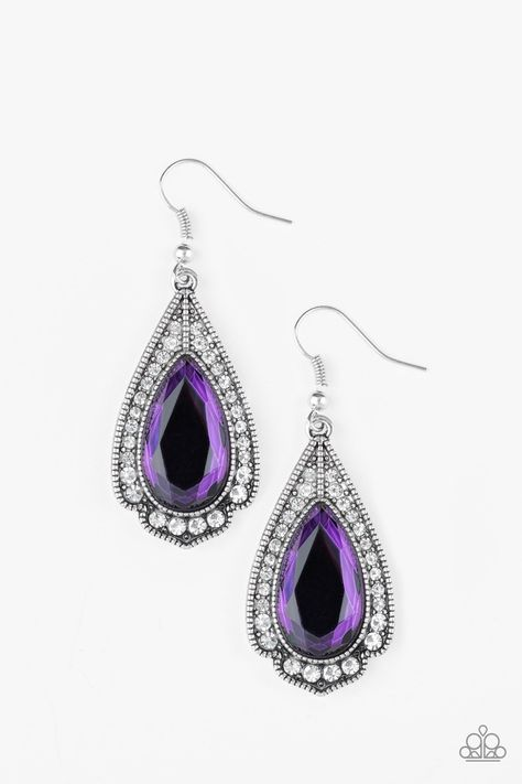 Details about  /2Ct Cushion Cut Purple Amethyst Stud Women/'s Earrings 14K Rose Gold Finish