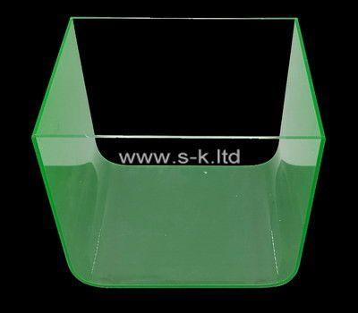 Custom Acrylic Display Case Plexiglass Display Box