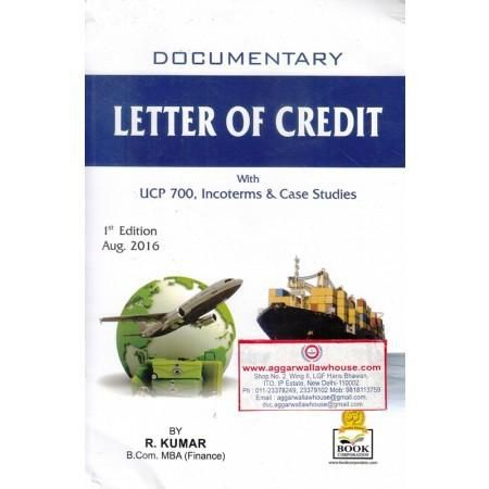 Documentary Letter Of Credit With Ucp  Incoterms  Case Studies