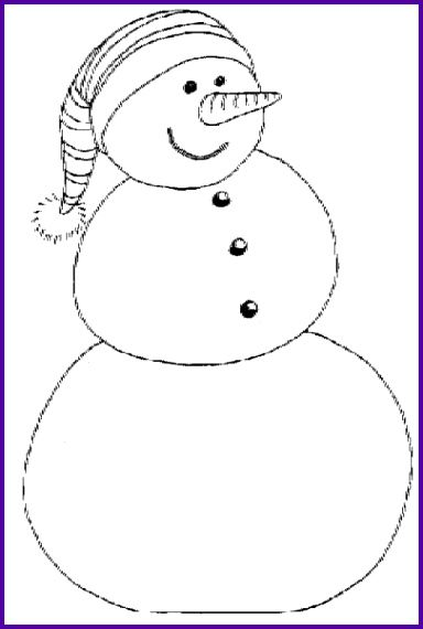 picture about Free Printable Primitive Snowman Patterns named Impression end result for no cost printable primitive snowman types