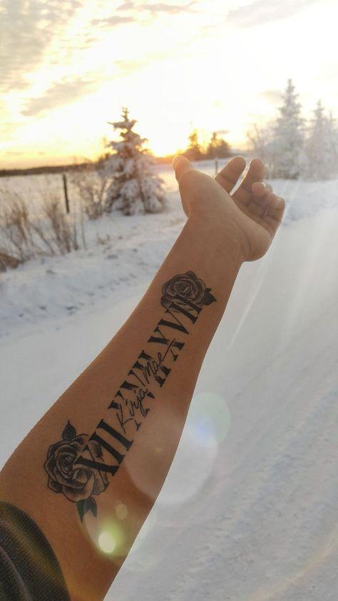 Tattoo in memory of my best friend ♡ #TattooIdeasInMemoryOf -  - #Uncategorized