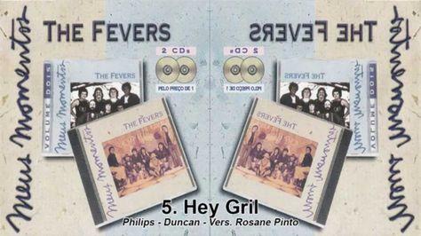 Meus Momentos - The Fevers   Disco 1 (Completo)