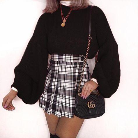 Fashion Round Collar Long Sleeve Loose Comfortable Sweater – Sheinstreet