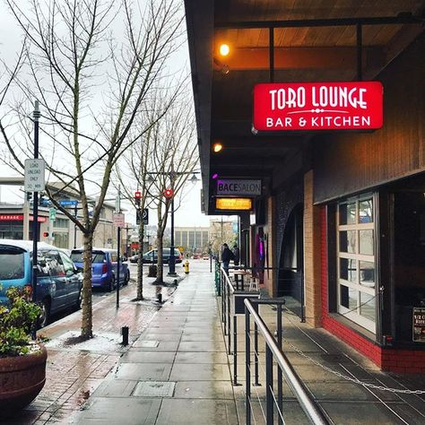 Roads Are Clear Downtown So Well Be Open For Some Pre Funk If Youre Headed To The Admiral Theater Show Tonight Torolounge Downtownb In 2020 Downtown Bremerton Road