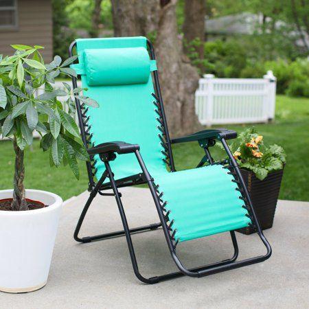 Caravan Sports Zero Gravity Sling Lounge Chair Walmart Com Zero Gravity Chair Lounge Chair Chair