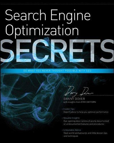 Search Engine Optimization (SEO) Secrets - Default