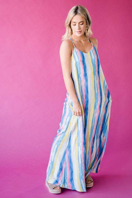 Mango Silk Chiffon Maxi Dress In Bright Pink Pink Chiffon Maxi Dress Maxi Dress Prom Loose Mini Dress