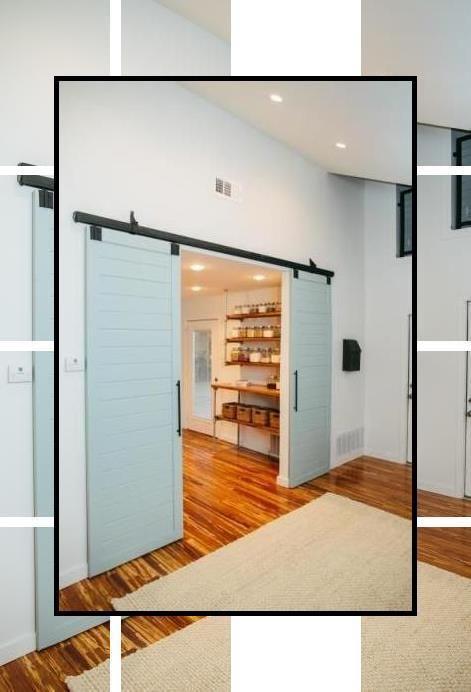 Barn Style Doors For House Sliding Stable Doors Barn Door Rail