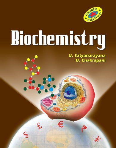 Biochemistry by u. Satyanarayana pdf free download.