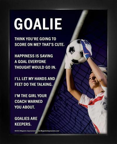 Sportsvolleyball In 2020 Soccer Quotes Funny Soccer Quotes Soccer Goalie