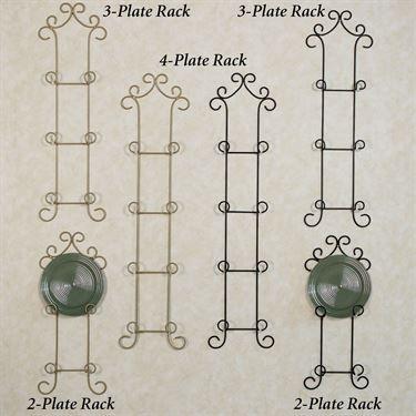 Regal Decorative Plate Display Rack Racks Ceramic