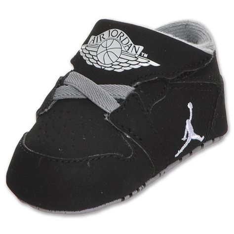 cheap for discount 67c1b 675b5 Jordan 1st Crib Shoe..pretty sure Isaiah might just NEED these  )