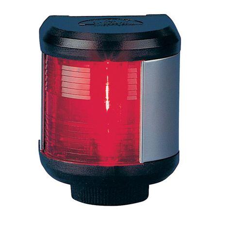 Aqua Signal Series 40 Port Side Mount Light - Black Housing [40300-7]