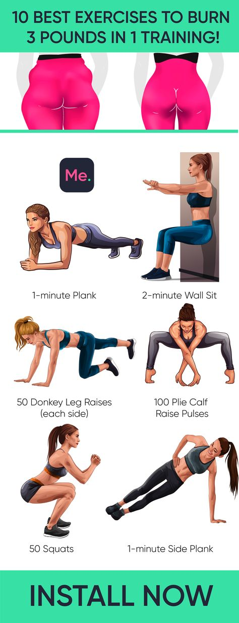 The best decision for you to have a perfect body is the workout below!!! Make your body perfect just in 30 days! All the exercises were created for you to lose the pounds and become healthier and slimmer without any gym!!! Try them and enjoy the results! #fatburn #burnfat #gym #athomeworkouts #exercises #weightlosstransformation #exercise #exercisefitness #weightloss #health #fitness #loseweight #workout