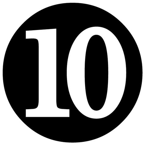 Number 10 ❤ liked on Polyvore featuring numbers, words, backgrounds, circle, fillers, arrows and numbers & symbols