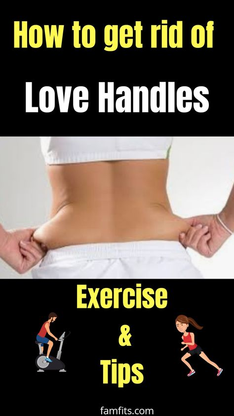 0b2cf1c63523f 11 Exercise to get rid of love handles fast  Includes diet plan and tips