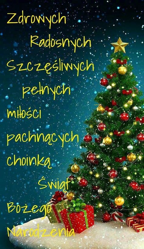 Kartka świąteczna życzenia świąteczne