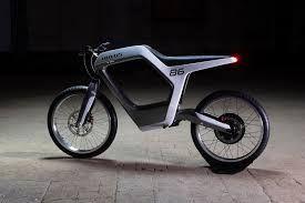 Novus New Electric Motorcycle 2019 Electric Motorbike