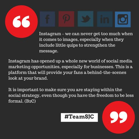 You searched for instagram | SJC Marketing