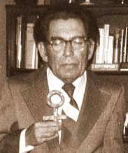 Victor Anderson, one of the founders of the Feri Tradition.
