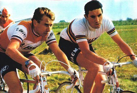 1974 Jacques Anquetil & Merckx