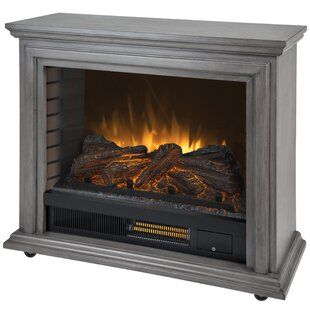 Breakwater Bay Shoalhaven Electric Fireplace Wayfair Electric