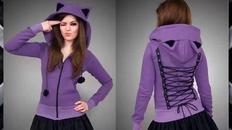 Moda tendencias de ropa gótica