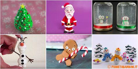 12 Lavoretti Di Natale Con Il Das Natale Bambini Di