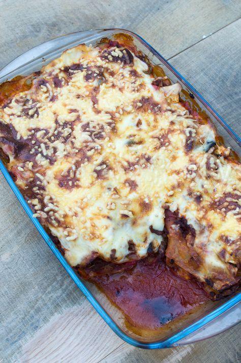 Lasagne Bolognese De Wereld Op Je Bord Recept Voedsel Ideeen Bolognese Makkelijke Recepten