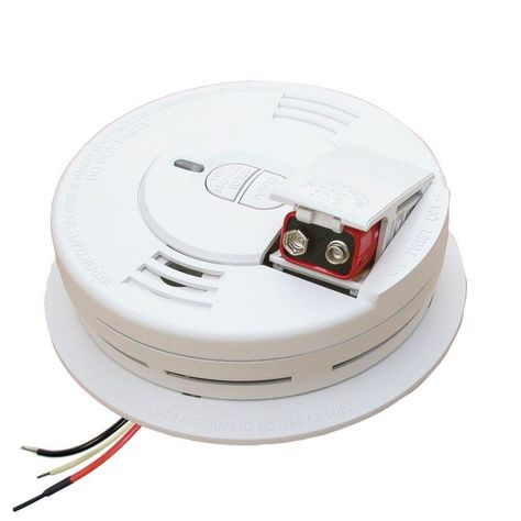 *2018* 6-PACK* BRK 9120B* First Alert Smoke Alarm Detector* BATTERY /& HARDWIRED