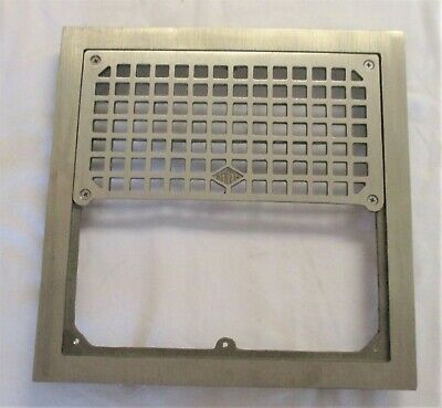 Ad Ebay Jr Smith Brand 3140 12nb Half Grate Floor Drain Cover 12 X 12 New Floor Drains Drain Cover Flooring