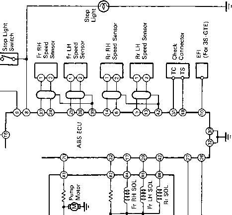 Wiring Diagram Toyota Mr2 Mk2 1991, Mr2 Wiring Diagram