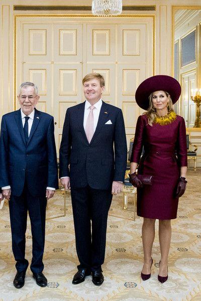 Queen Maxima Photos Photos King Willem Alexander Of Queen Maxima