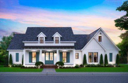 Modern Farmhouse Elevation Ideas