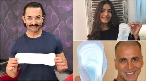 Finally, Akshay Kumar, Sonam Kapoor and Radhika Apte starrer film Padman is released. The fans were waiting for Akshay Kumar's film from a long time. But this time Akshay Kumar was not the reason. But