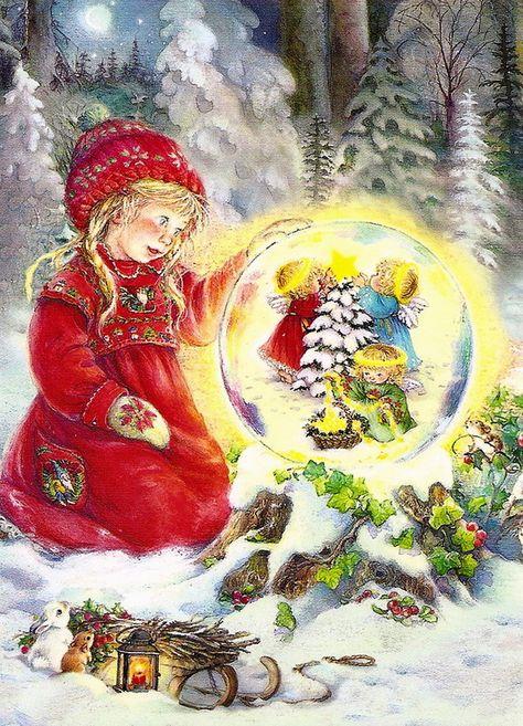 Natale Cartoline Di Auguri Animate E Non Bellissime Foto