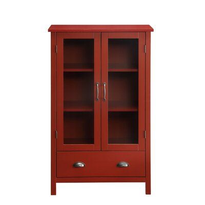 Red Barrel Studio Bondieumatre 2 Door Accent Cabinet Accent Cabinet Stylish Cabinet Small Storage Cabinet