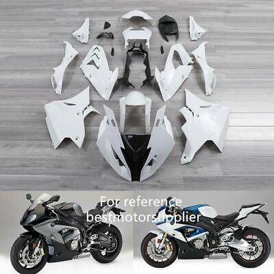Advertisement Ebay Fit For Bmw S1000rr 2017 2018 Unpaited Injection Abs Fairing Bodywork Kit Set In 2020 Bmw S1000rr Motorcycle Parts And Accessories Harley Davidson