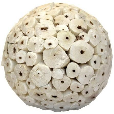 Decorative Balls For Bowl Ivory Large Decorative Balls I Available At Httpwww