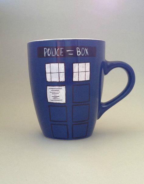 Doctor Who Xmas Iconic 2016 Dr Who TV Sci Fi Cup Tea Coffee Mug Mugs