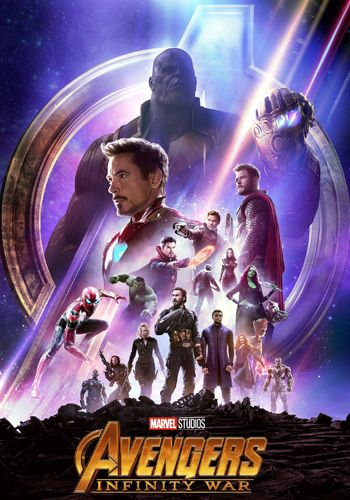 Avengers Infinity War 2018 Marvel Movie Posters Marvel Posters Avengers