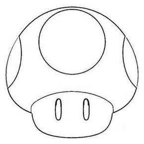 Imprimer Le Coloriage Personnages Celebres Nintendo Super